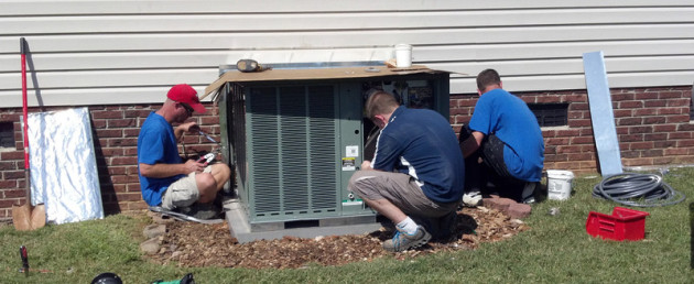 Local Heating repair in Mt. Ulla, Mooresville, Huntersville, Davidson
