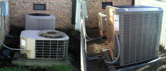 Troutman heating and air conditioning replacement and repair